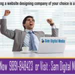 Getting a website designing company of your choice is a task