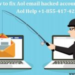 AOL email hacked how to fix
