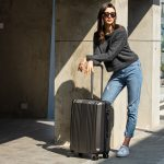 Coolife Luggage Leview