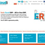 ERP Software for Lift and Escalator Management  | Tech Cloud ERP