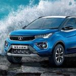 New Tata Nexon Car Price List in India