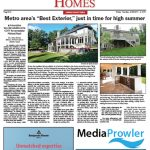 "Metro area's ""Best Exterior,"" just in time for high summer 
