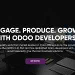 Hire Dedicated Odoo Developer