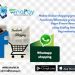 Online Shopping With Snapay Secure Payment App