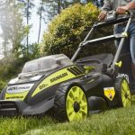 Easy Working With Cordless Lawn Mowers