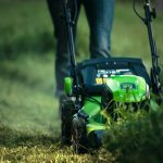 Switching to Cordless Electric Lawn Mowers