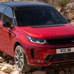 Upcoming Land Rover New Discovery Sport Preview