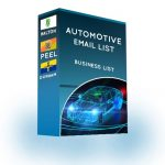 Automotive Industry Email List   Get it only for $300   ProDataLabs
