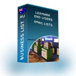 Lexmark End Users Email List   Online Lexmark Customers Lists   USA