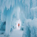 Places Where You Can See Ice Castles in Real Life