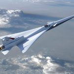 NASA MAKES UPDATES ON THE QUIETEST SUPERSONIC AIRCRAFT IN HISTORY