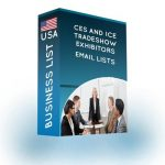 Ces And Ice Tradeshow ExhibitorsEmail List   $300   USA