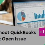 How do I sort out QuickBooks won't open company file?