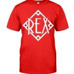 REX EMPLOYEE RELIEF T-SHIRTS