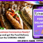 Food Delivery App Development – Mobile App for Food Delivery