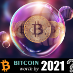 Will The Price Of Bitcoin Be Worth By 2021?