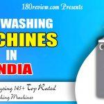3 Best Washing Machine in India
