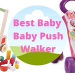 Best Baby Push Walkers
