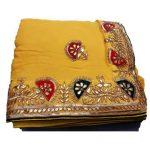 Great Variety of Gota Patti Sarees – Traditional Rajasthani Sarees