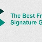 Tools That Can Help to Generate Creative Email Signatures