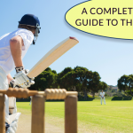 A COMPLETE BEGINNERS GUIDE TO THE CRICKET BAT