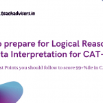 [13 Points] Strategy on How to prepare for LRDI section | CAT-20