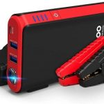 Jump Starter With Portable Power Pack