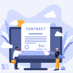 How Smart contracts can help in mergers and acquisitions?