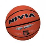 Nivia Top Grip Size 5 Basket Ball | Olympicsportingco.Com