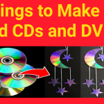 6 things to make with CDs and DVDs