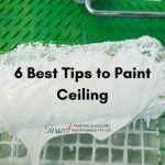 6 Best Tips to Paint Ceiling