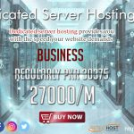 How Does a Dedicated Server Work?