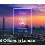 Passport Offices In Lahore