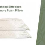 Bamboo Pillow | Buy Memory Foam Bamboo Pillow