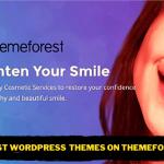 Top 5 Best WordPress Themes of 2020 On ThemeForest.