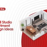 Small Studio Apartment Design and Decorating Ideas