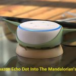 Turn Your Amazon Echo Dot Into The Mandalorian's Baby Yoda