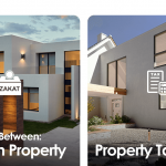 Difference between Zakat on Property and Property Tax