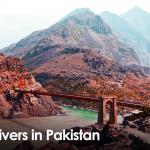 List of Rivers in Pakistan