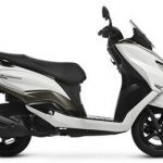 Suzuki Burgman Street 125 Price in India