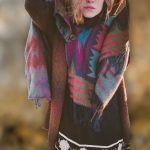 Unique And Stylish Ways To Wear A Scarf
