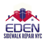 Eden Sidewalk Repair NYC