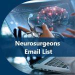 Neurosurgeons Email List | Neurosurgeons Mailing Database
