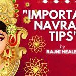 Important Navratri Tips 2020  @Rajni healer