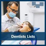 Dentist Lists | Dentist Email List | Dentists Database USA
