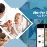 Uber For Babysitters App Development | Ondemand Babysitters App