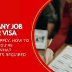 Germany Job Seeker Visa Information And Application Process In 2020