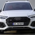 The new Audi SQ5 TDI sporty SUV