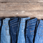 Best jeans for a big belly and skinny legs