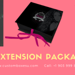 Hair packaging boxes Available in All Sizes &Shapes